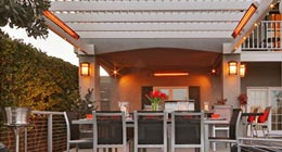 Infratech Patio Heater Systems